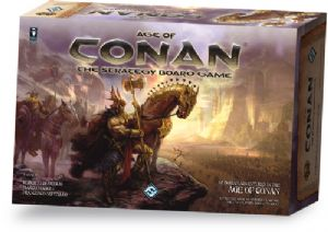 Age of Conan : The Strategy Board Game